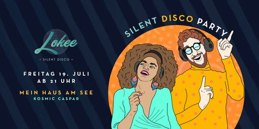 Lokee Silent Disco Party