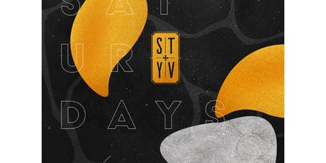 Saint Saturdays at St. Yves Free Guestlist - 8/24/2019 tickets
