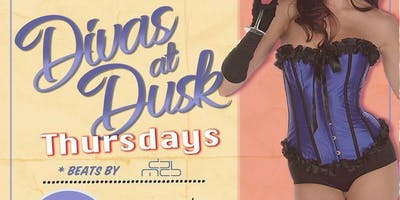 Divas at Dusk at Bottled Blonde Free Guestlist - 8/29/2019