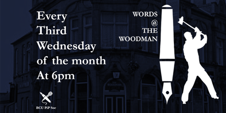 Words @ The Woodman tickets