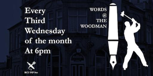 Words @ The Woodman