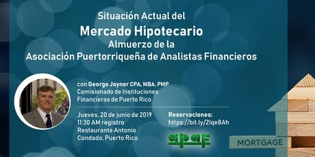 Situación Actual del Mercado Hipotecario tickets