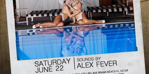 HYDE LOUNGE | Alex Fever