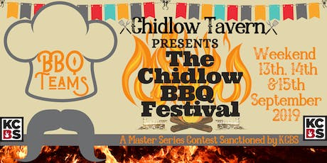 The Chidlow BBQ Festival - BBQ TEAMS tickets