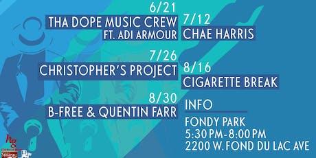 Fondy Fridays - Live After 5! tickets
