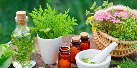 Learn Plant Medicine - How to use everyday plants to heal the body tickets