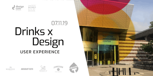 Drinks x Design: User Experience