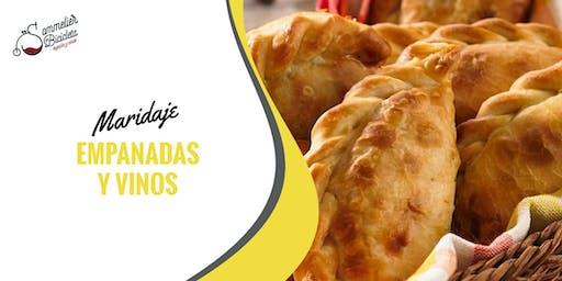Maridaje de Empanadas y Vinos de Alta Gama