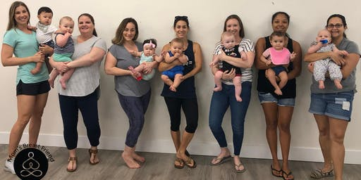 Beyond the 4th Trimester: A Mommy & Me Support Group (Summer Session 2)