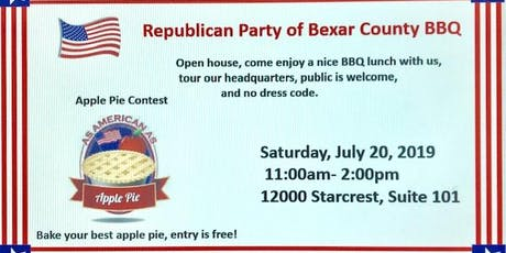 Republican Party of Bexar County: Chairman's BBQ tickets