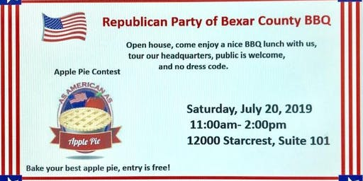 Republican Party of Bexar County: Chairman's BBQ