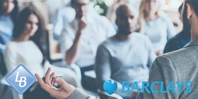 How to make your business digital seminar with LB Group and Barclays