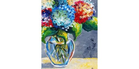 8/2 - Hydrangea Bouquet @ J. Bookwalter, Woodinville tickets
