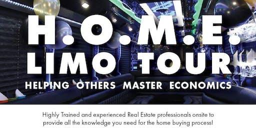 H.O.M.E. Homebuying Bus Tour