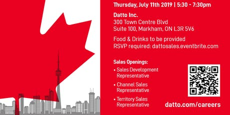 Datto Sales Networking Event  tickets
