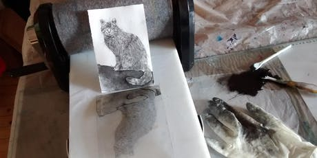 Drypoint printing workshop tickets
