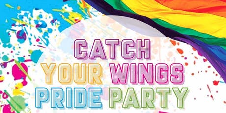 Catch Your Wings: Pride Party! tickets