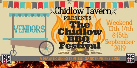 The Chidlow BBQ Festival- MARKET VENDORS tickets