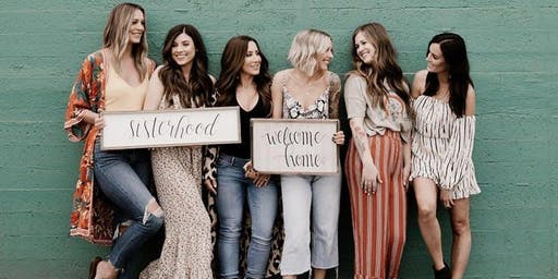 The Sisterhood Collective - Welcome Home Gorgeous