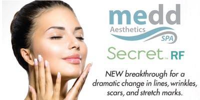 VIP Event - Secret RF Microneedling with RadioFrequency Technology
