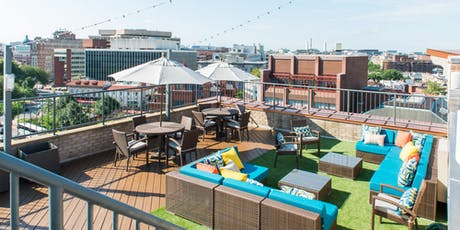 Happy Hour at The Rooftop at the Embassy Row Hotel tickets