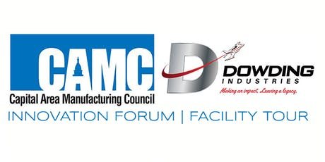 CAMC Innovation Forum: QRM at Dowding Industries tickets