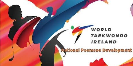 ITU National Poomsae Development Training june 2019 tickets