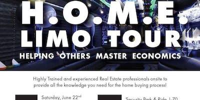 HOME Limo Bus Tour