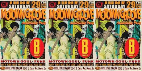 Motown Groove 8yr Anniversary at Goosetown Tavern tickets