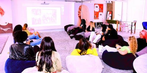 Beautystack Hosts: Women in Tech Showcase