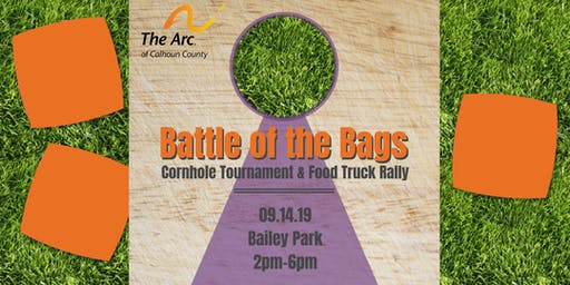 2019 Battle of the Bags Cornhole Tournament & Food Truck Rally