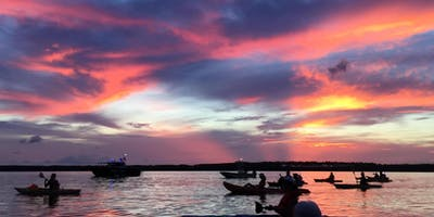 Wolf Bay - Full Moon Paddle #2 - July 14 - Benefits Relay for Life