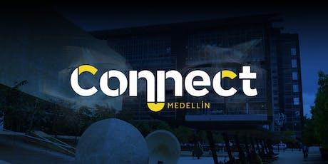 Connect Medellín: ¡Acércate a los principales medios de la ciudad! entradas