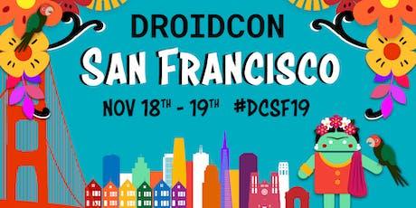 droidcon SF 2019 tickets