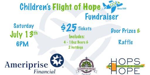 Children's Flight of Hope Fundraiser