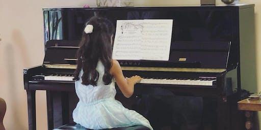 免费钢琴试课(接收英皇钢琴考级学员和普通学员)