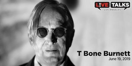 An Evening with T Bone Burnett tickets