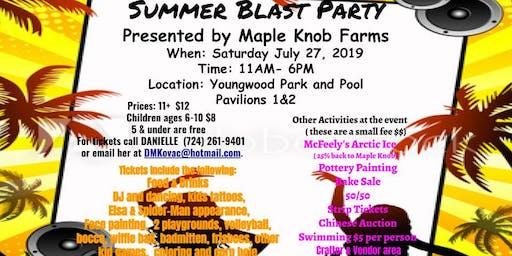 Summer Blast Party