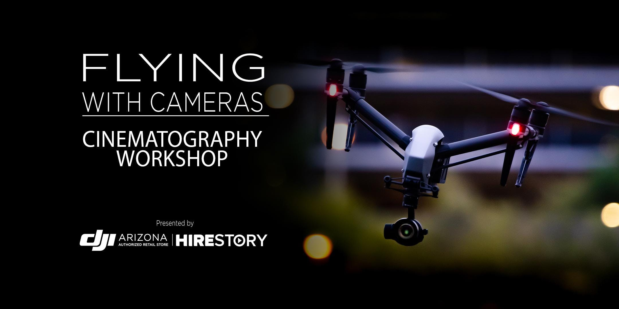 Flying with Cameras | LEVEL 1