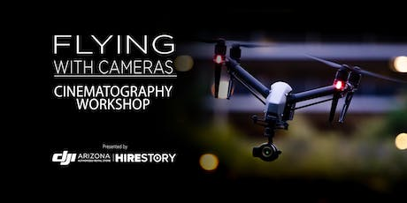 Flying with Cameras | LEVEL 2 tickets
