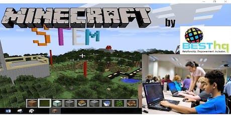 STEM Minecraft Night (7/19) at BESThq tickets