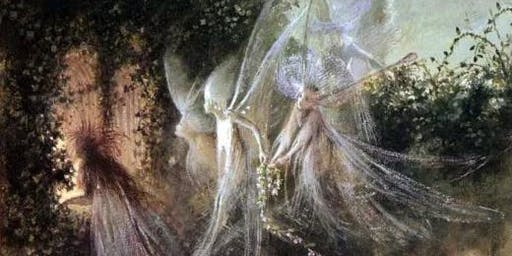 """""""Faeries & other Northern European Elemental Traditions"""" free Salon Lecture-Dr. James Rietveld"""
