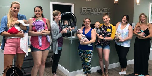 4th Trimester Mommy & Me: A New Mom Support Group (Summer Session 2)