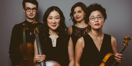 Schneider Concerts 2019-20 Chamber Music Season: Argus String Quartet tickets