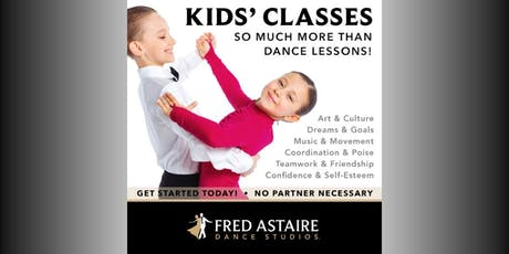 Youth Summer Dance Classes tickets