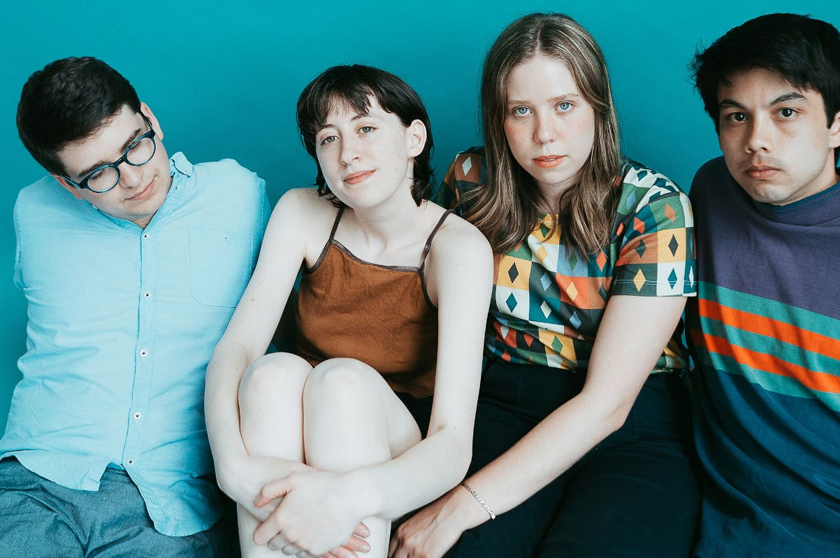 Frankie Cosmos with Lina Tullgren and Locate S,1
