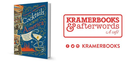 Cocktails Across America @ Kramerbooks!