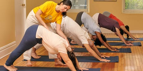 Free Yoga Open House tickets