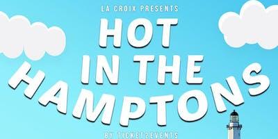 La Croix Presents: Hot in The Hamptons Luxury Luncheon Experience