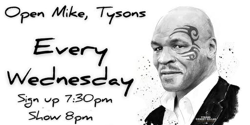 Open Mike Tysons [Stand-up Comedy]